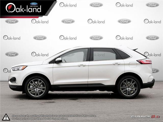 2019 Ford Edge Titanium (Stk: 9D006) in Oakville - Image 3 of 25