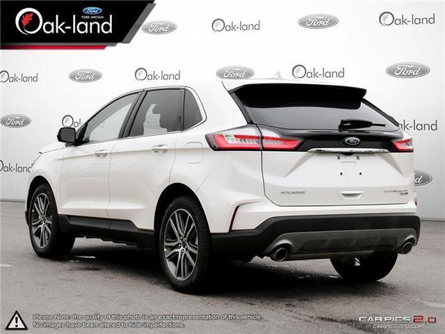 2019 Ford Edge Titanium (Stk: 9D006) in Oakville - Image 4 of 25