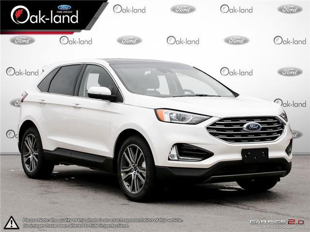 2019 Ford Edge Titanium (Stk: 9D006) in Oakville - Image 8 of 25