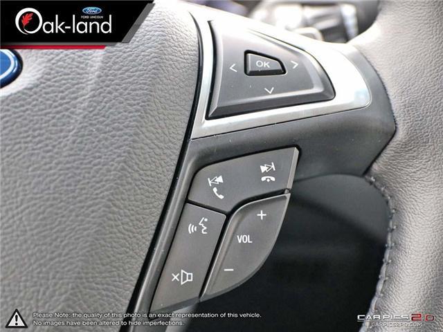 2019 Ford Edge Titanium (Stk: 9D006) in Oakville - Image 15 of 25