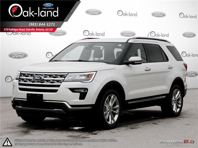 2019 Ford Explorer Limited (Stk: 9T161) in Oakville - Image 1 of 25