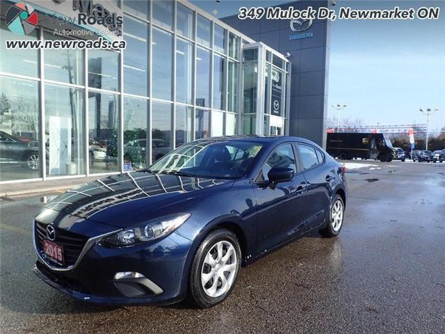 2015 Mazda Mazda3 GX (Stk: 14110) in Newmarket - Image 2 of 30