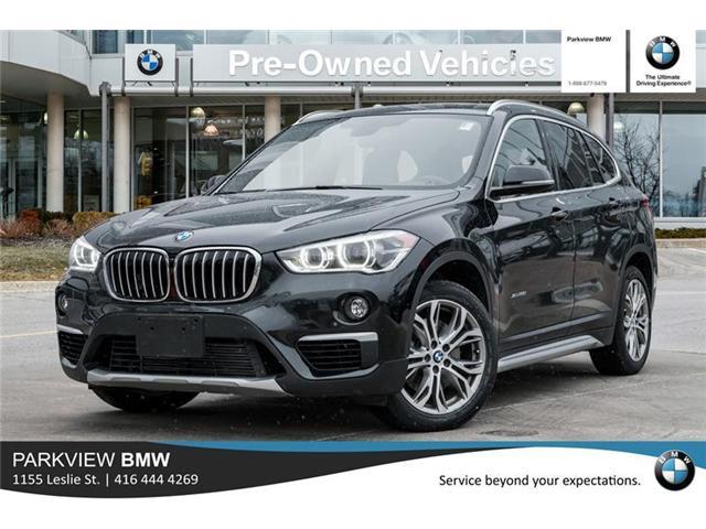 2016 BMW X1 xDrive28i (Stk: PP8272) in Toronto - Image 1 of 21