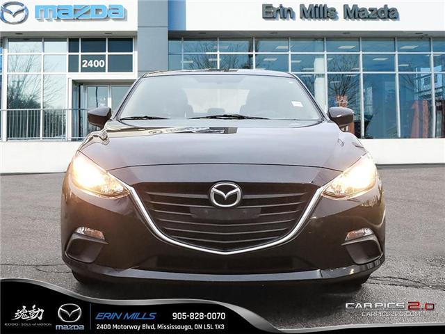 2015 Mazda Mazda3 GX (Stk: 24853A) in Mississauga - Image 2 of 17