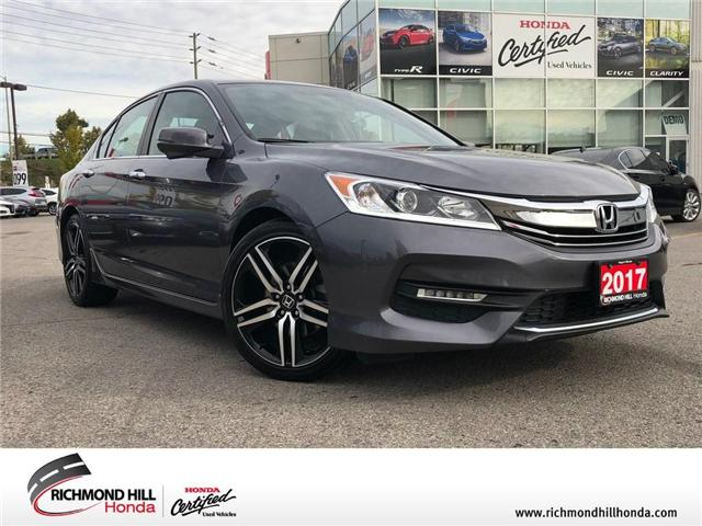 2017 Honda Accord Sport (Stk: 181611P) in Richmond Hill - Image 1 of 21