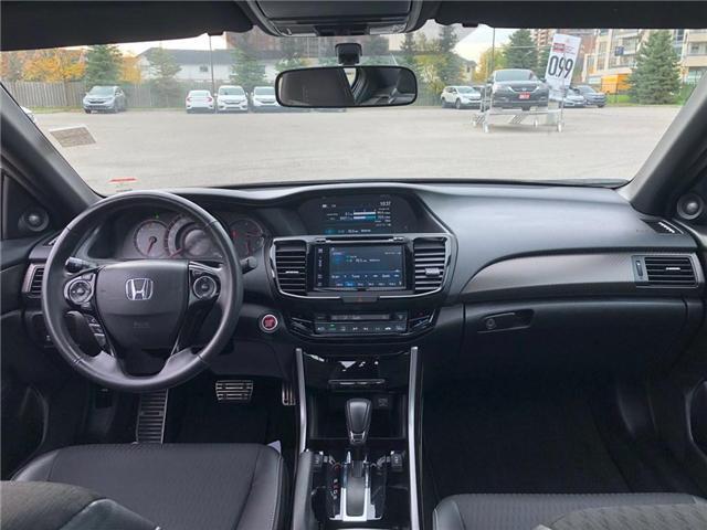 2017 Honda Accord Sport (Stk: 181611P) in Richmond Hill - Image 6 of 21