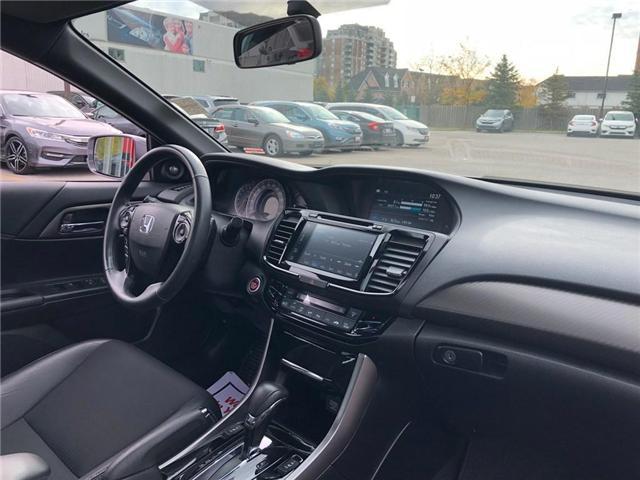 2017 Honda Accord Sport (Stk: 181611P) in Richmond Hill - Image 7 of 21