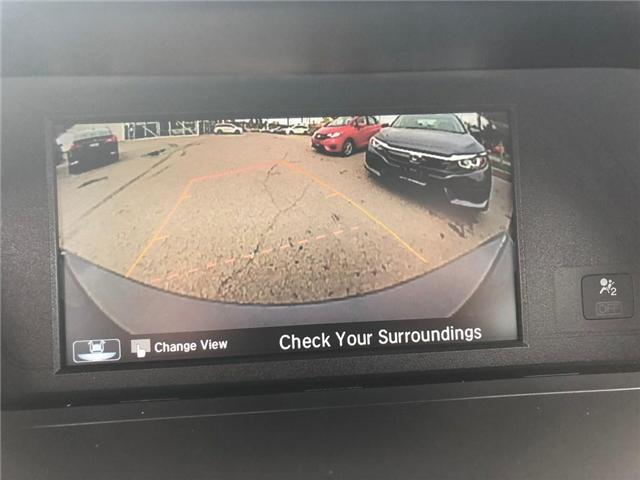 2017 Honda Accord Sport (Stk: 181611P) in Richmond Hill - Image 12 of 21