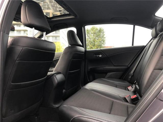 2017 Honda Accord Sport (Stk: 181611P) in Richmond Hill - Image 15 of 21