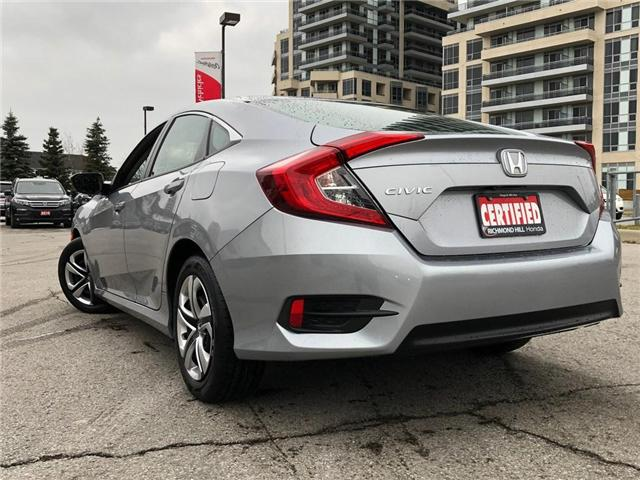 2017 Honda Civic LX (Stk: 2066P) in Richmond Hill - Image 20 of 20