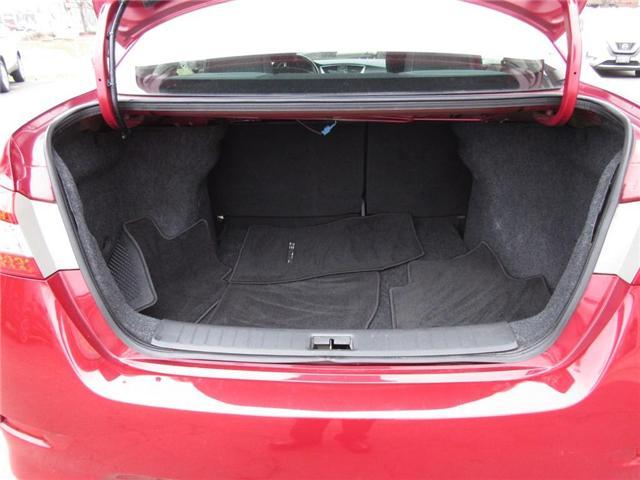 2013 Nissan Sentra 1.8 SR (Stk: N19174A) in Hamilton - Image 7 of 17