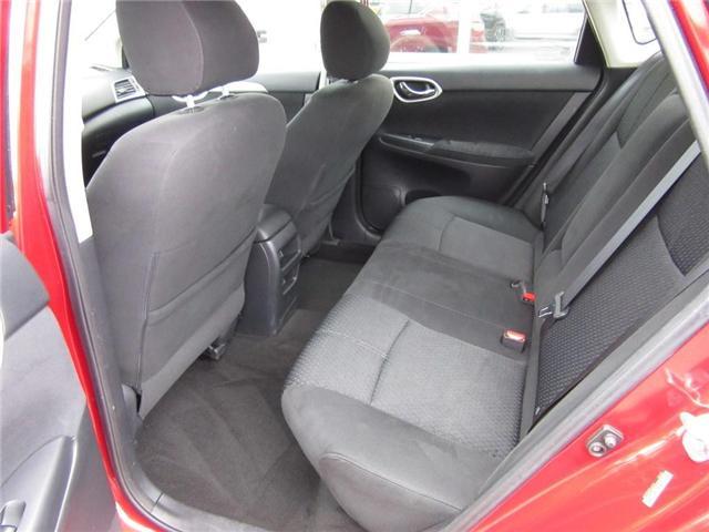2013 Nissan Sentra 1.8 SR (Stk: N19174A) in Hamilton - Image 8 of 17