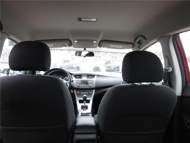 2013 Nissan Sentra 1.8 SR (Stk: N19174A) in Hamilton - Image 9 of 17