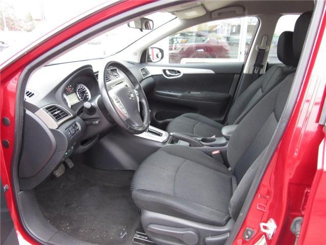 2013 Nissan Sentra 1.8 SR (Stk: N19174A) in Hamilton - Image 12 of 17