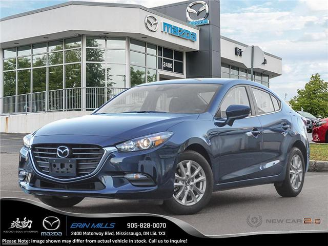 2018 Mazda Mazda3 GS (Stk: 18-0009) in Mississauga - Image 1 of 24