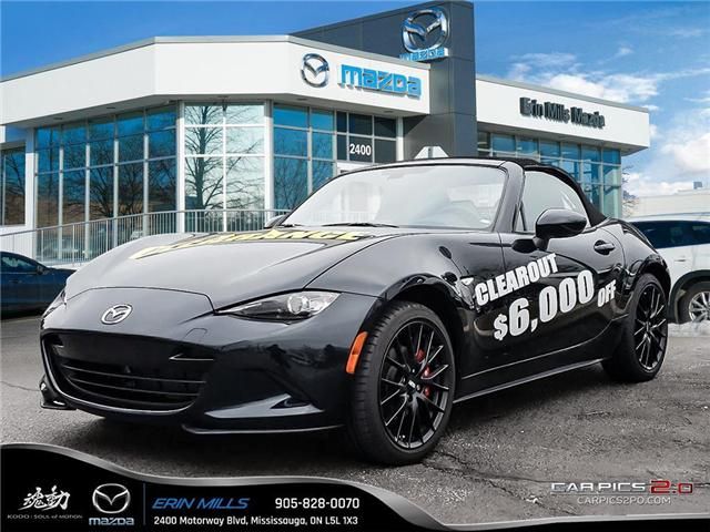 2016 Mazda MX-5 GS (Stk: 22292) in Mississauga - Image 1 of 16