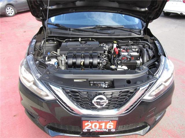 2016 Nissan Sentra 1.8 SV (Stk: N1334) in Hamilton - Image 7 of 19