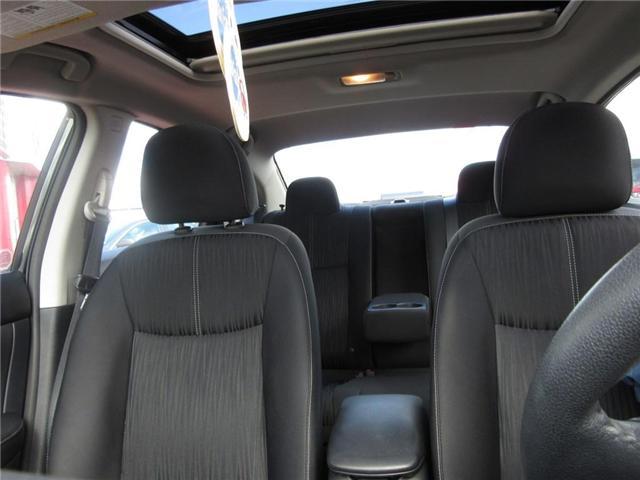 2016 Nissan Sentra 1.8 SV (Stk: N1334) in Hamilton - Image 19 of 19