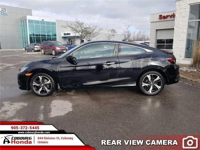 2016 Honda Civic Touring (Stk: 19079A) in Cobourg - Image 4 of 12