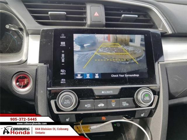 2016 Honda Civic Touring (Stk: 19079A) in Cobourg - Image 12 of 12