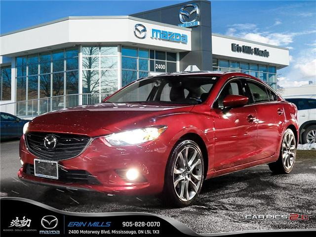 2015 Mazda 6 GT (Stk: P4443) in Mississauga - Image 1 of 19