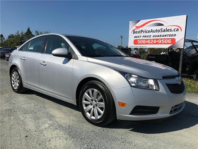 2011 Chevrolet Cruze LT Turbo (Stk: A2671) in Amherst - Image 1 of 23