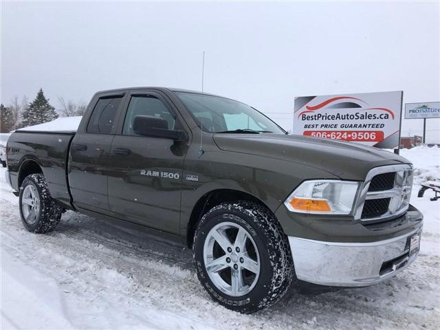 2012 RAM 1500 ST (Stk: A2662) in Amherst - Image 1 of 30