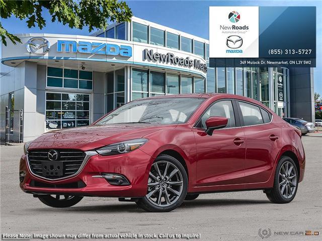 2018 Mazda Mazda3 GT (Stk: 40735) in Newmarket - Image 1 of 23