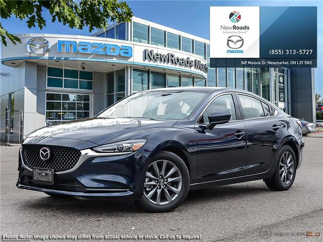2018 Mazda MAZDA6 GS-L Turbo Auto (Stk: 40694) in Newmarket - Image 1 of 23