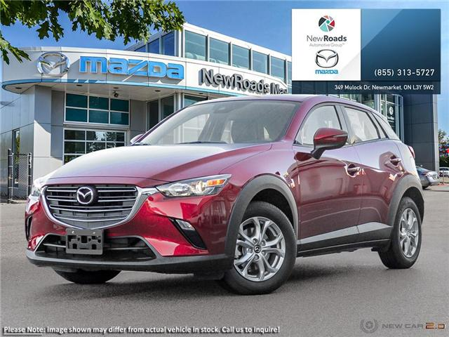 2019 Mazda CX-3 GS (Stk: 40656) in Newmarket - Image 1 of 23
