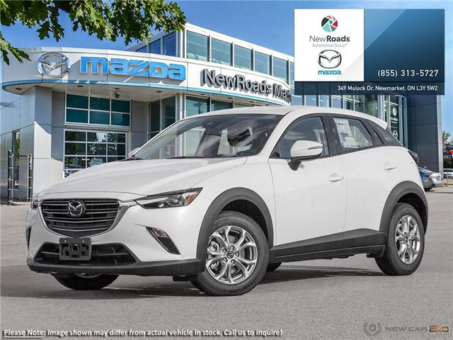 2019 Mazda CX-3 GS (Stk: 40643) in Newmarket - Image 1 of 23