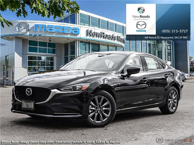 2018 Mazda MAZDA6 GS-L Turbo Auto (Stk: 40445) in Newmarket - Image 1 of 23