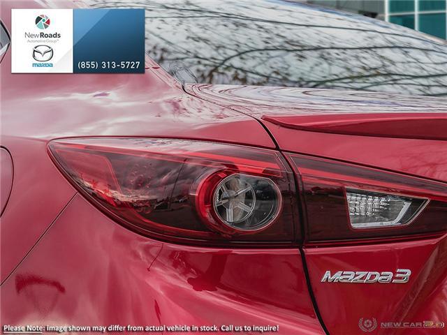 2018 Mazda Mazda3 GT (Stk: 40674) in Newmarket - Image 11 of 23