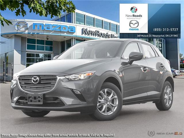2019 Mazda CX-3 GS AWD (Stk: 40743) in Newmarket - Image 1 of 23