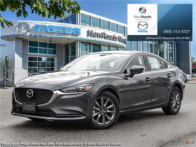 2018 Mazda MAZDA6 GS-L Turbo Auto (Stk: 40507) in Newmarket - Image 1 of 23