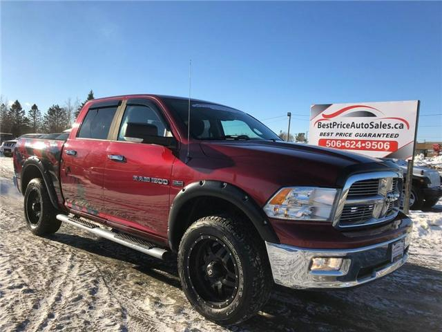 2012 RAM 1500 SLT (Stk: A2807) in Miramichi - Image 2 of 30