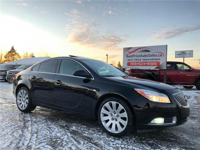 2011 Buick Regal CXL Turbo (Stk: A2787) in Miramichi - Image 1 of 29