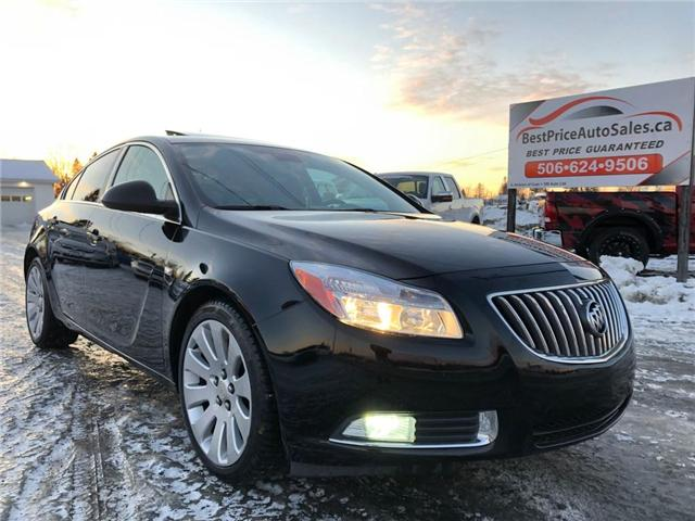 2011 Buick Regal CXL Turbo (Stk: A2787) in Miramichi - Image 2 of 29