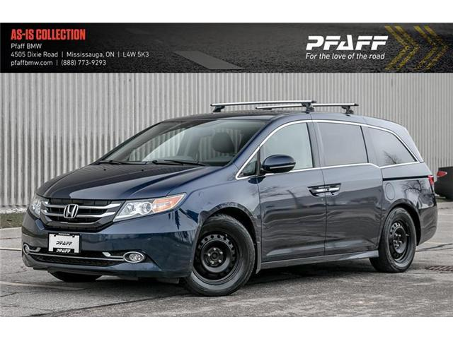 2014 Honda Odyssey Touring (Stk: 21768A) in Mississauga - Image 1 of 21