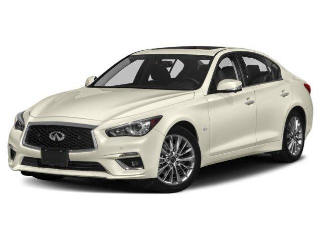 2019 Infiniti Q50 3.0t Signature Edition (Stk: K487) in Markham - Image 1 of 9