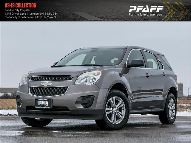 2010 Chevrolet Equinox LS (Stk: 7196A) in London - Image 1 of 17