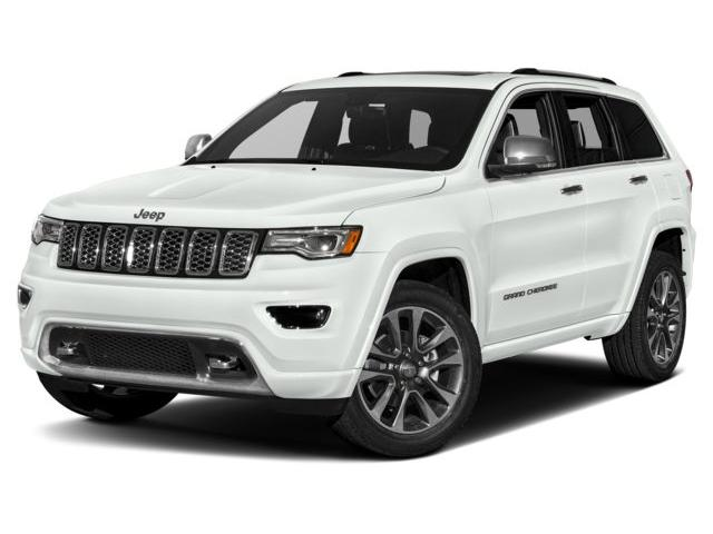 2019 Jeep Grand Cherokee Overland (Stk: 9366) in London - Image 1 of 9