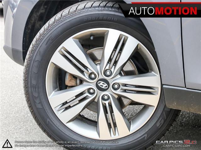 2014 Hyundai Tucson GLS (Stk: 18_1240) in Chatham - Image 6 of 27