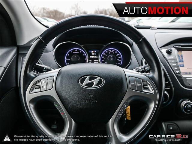 2014 Hyundai Tucson GLS (Stk: 18_1240) in Chatham - Image 14 of 27
