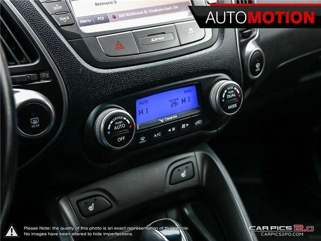 2014 Hyundai Tucson GLS (Stk: 18_1240) in Chatham - Image 20 of 27