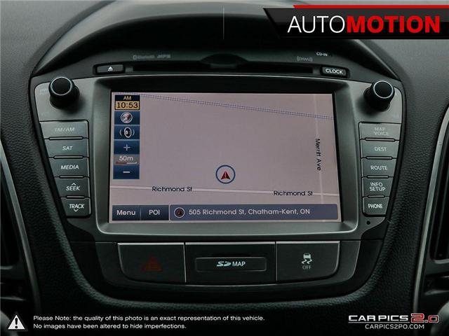 2014 Hyundai Tucson GLS (Stk: 18_1240) in Chatham - Image 27 of 27