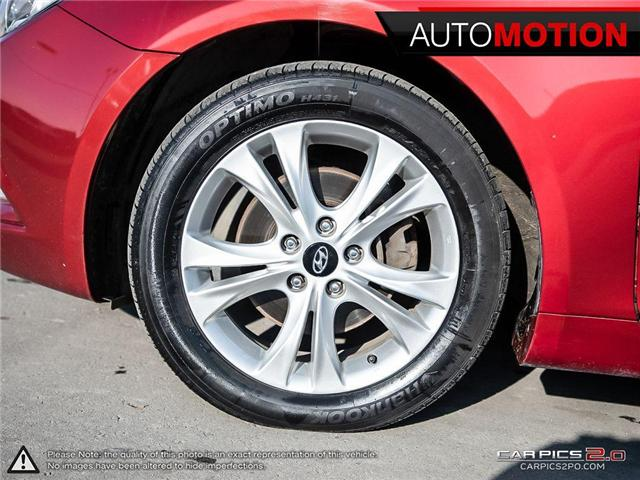 2013 Hyundai Sonata Limited (Stk: 18_1187) in Chatham - Image 6 of 27