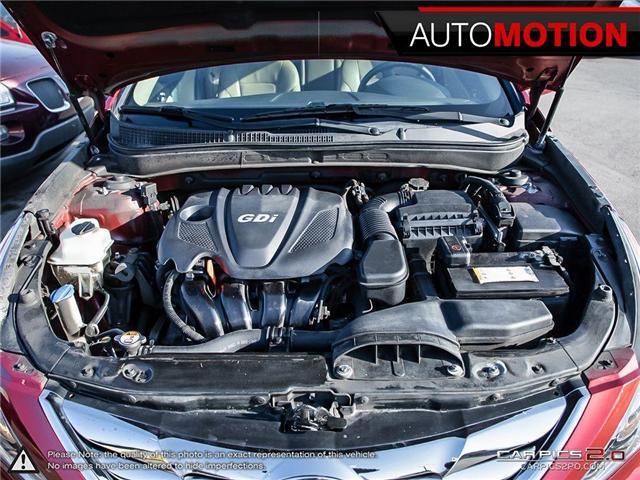 2013 Hyundai Sonata Limited (Stk: 18_1187) in Chatham - Image 8 of 27