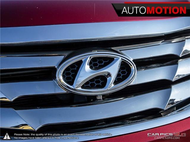 2013 Hyundai Sonata Limited (Stk: 18_1187) in Chatham - Image 9 of 27