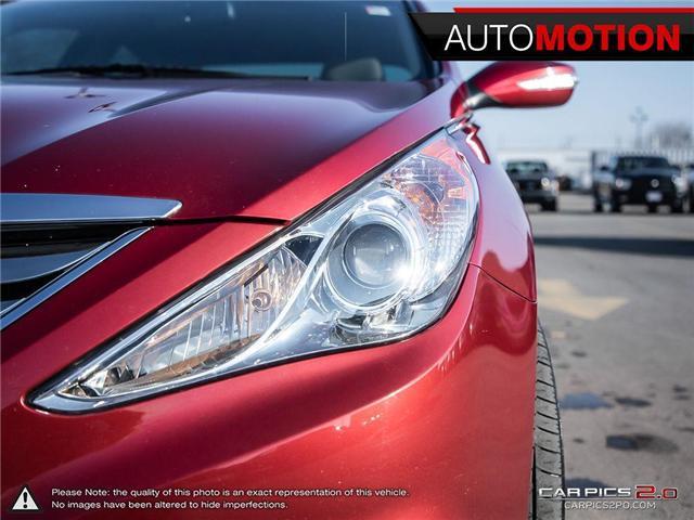 2013 Hyundai Sonata Limited (Stk: 18_1187) in Chatham - Image 10 of 27